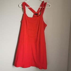 *2/$12* Jacob Sling Strap Racer Back Red Dress